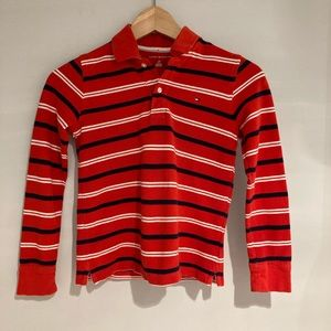 🚙3/$15 TOMMY HILFIGER Polo Size S/P 6/7